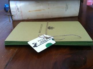quaderno caffettino