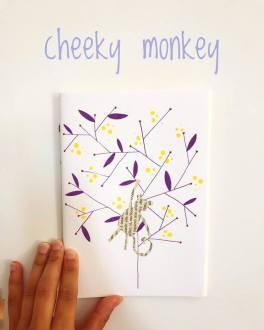 cheeky monkey petì lab