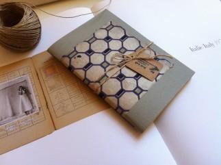 quaderno losanghe