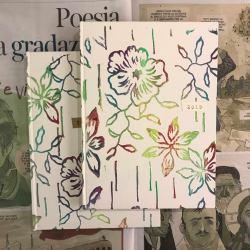 agenda petì lab fiori arcobaleno