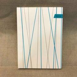 agenda petì lab stripes bluette