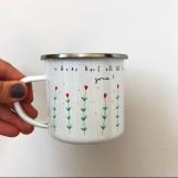 mug flowers petì lab 1