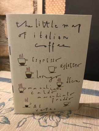 quadernetto italian coffee petì lab 1