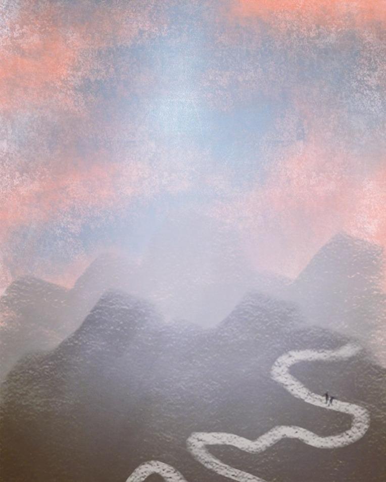 ecco come fuggi alto sulle montagne